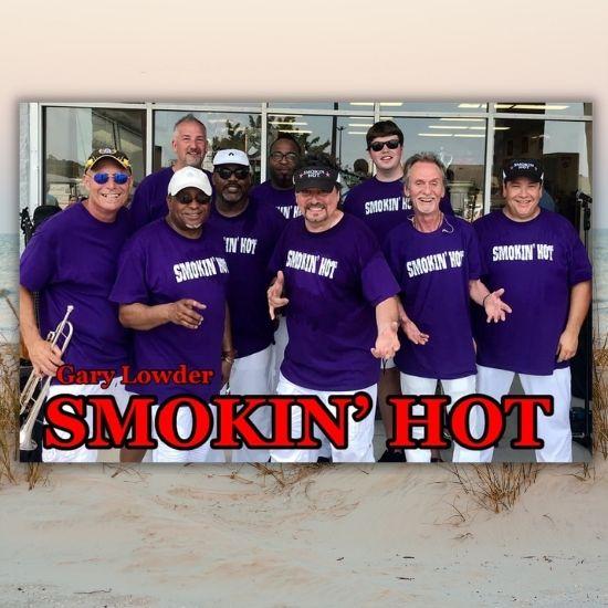 Gary Lowder & Smokin' Hot